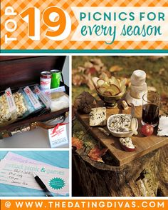 Best PIcnic Perfect Date Ideas For Every Season