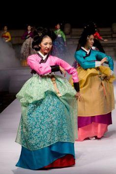 peplum hanbok