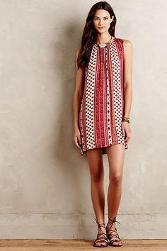 Jarana Swing Dress - #anthroregistry