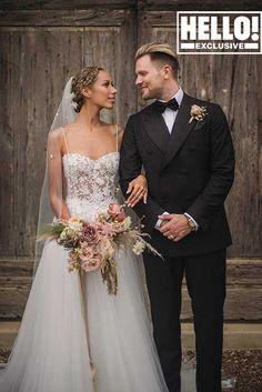 leona-lewis-wedding ןמ MIRA ZWILLINGER NEW FIONA DRESS