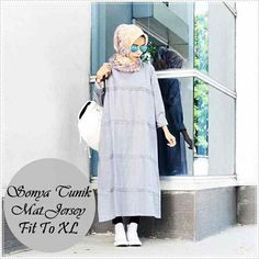 Sonya Tunic fit to XL