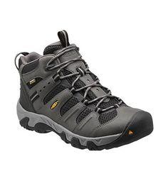 KEEN Men's Koven Mid WP Cascade Brown/Ink Blue #boots #trip | KEEN Koven  Men's Boots | Pinterest