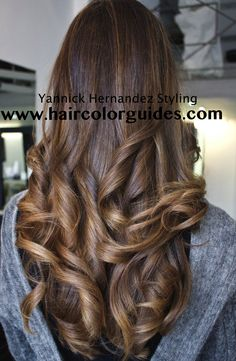 Balayage Ombré Hair