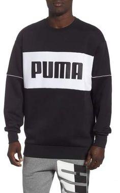 e59b92302ec3 Enjoy exclusive for Puma Retro Crewneck Sweatshirt - Fashion Men  Sweatshirts online - Findanew