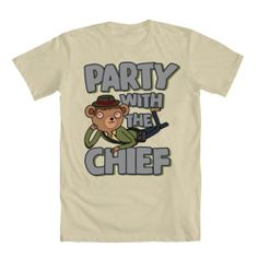 party with the chief t