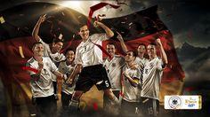 Bitburger celebrates with the Euro 2012 trikot