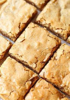 The crazy best chewy coconut bars!
