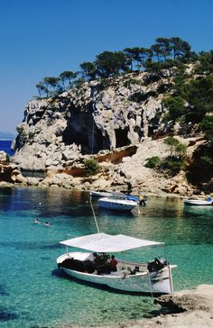 Mallorca, Spain This picture is pretty but it doesnt even begin to describe all the beauty we saw in this island!!!