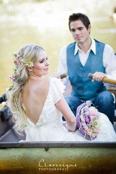 Tangled Theme Wedding