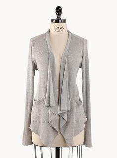 Plus size- Holgan Rib Wrap by fashionstylehunter :: fashion looks