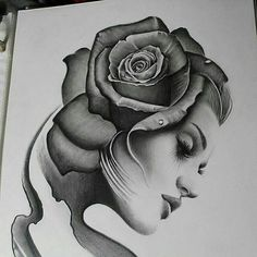 Body Tattoo Designs A password will be e-mailed to you.Tattoo training – is a very serious and painstaking process. After all, how well a beginner master master Rose Tattoos, Flower Tattoos, New Tattoos, Body Art Tattoos, Sleeve Tattoos, Rose Drawing Tattoo, Tattoo Sketches, Tattoo Drawings, Body Tattoo Design