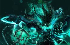 Thresh by VVernacatola