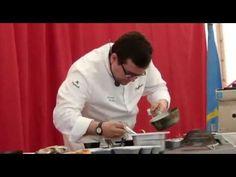 Showcooking de Marcos Morán (Casa Gerardo, Prendes) Southern Prep, Chef Jackets, Home, Oysters, Frames, Recipes