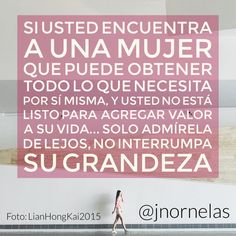 #Frases #Quotes #Mujeres