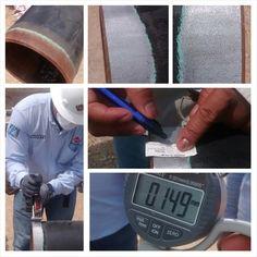 Demostración de Bristle Blaster en proyecto de instalación de tubería de GAS