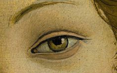 """#Nascita di Venere particolare #Botticelli, (March 1, 1445 – May 17, 1510) was an Italian painter. He went to the Florentine school during the Early Renaissance (Quattrocento). Less than a hundred years later, Giorgio Vasari saw this movement as a """"golden age"""". The patron of the movement was Lorenzo de' Medici. Giorgio #Vasari expressed this thought at the head of his Vita of Botticelli."""