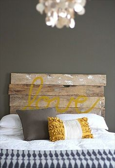 19 Pallets Design Ideas: Makes Your Home Complete | Pallet Furniture Plans