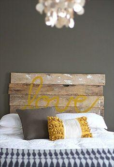 19 Pallets Design Ideas: Makes Your Home Complete | Pallet Furniture Plans