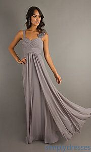 Buy Long Sweetheart Formal Gown at SimplyDresses