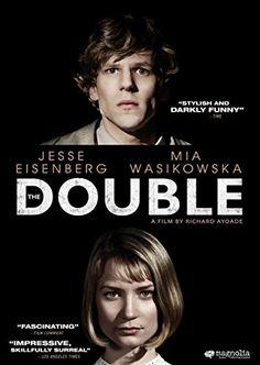 The Double - Jesse Eisenberg and Mia Wasikowska