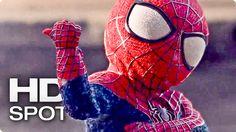 Offizieller THE AMAZING SPIDER-MAN 3: Evian Baby & me 2 HD-Spot 2014 (German / Deutsch) ABONNIEREN ➤ http://abo.yt/kc | Movie Trailer (OT: The Amazing Baby &...
