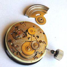 Vintage Seiko7002 dive watch movement