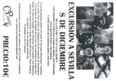 Cruces de Pasión: Excursión a Sevilla