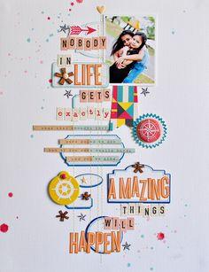 Amazing Things by Sa