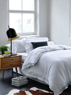 Harper Waffle Quilt Cover Set Available from gainsboroughhome.com
