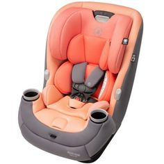 Conveniently designed to be the only car seat your child will ever need is the Maxi-Cosi Pria Convertible Car Seat. It allows for a wide range of adaptability with its recline, 5 headrest heights, and QuickFit shoulder harness. Baby Girl Car Seats, Best Baby Car Seats, Customize Your Car, Toddler Car, Baby Pillows, Buy Buy Baby, Twin Babies, Convertible, All In One