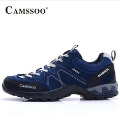 48.22$  Know more - Outdoor shoes Men Breathable Waterproof Camping Men Outdoor Hiking shoes Walking Trekking Climbing Shoes Mountain lovers Sneaker   #buychinaproducts