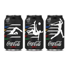 Olympic Coke Cans 2016 — The Dieline - Branding & Packaging Design