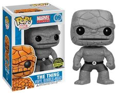 The Thing - Marvel - Gemini Collectibles Exclusive - Funko Pop! Vinyl Figure