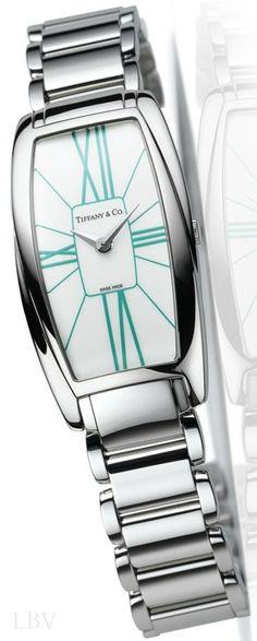 Tiffany watch - Love the design