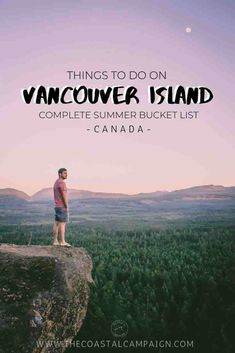 This list includes 50 of the most amazing things to do on Vancouver Island. Discover all the incredible activities Vancouver Island has to offer! Vancouver Island, Canada Vancouver, Visit Vancouver, Vancouver Travel, Quebec, Ontario, Toronto, Travel Guides, Travel Tips