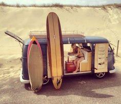 California Waves & Rides