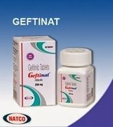 Geftinat 250 Mg tablets active salt name is Gefitinib 250 mg tablets generic Iressa 250 Mg  is a very effective lung cancer medicine produce by Natco Pharma company India. we deals in all kinds cancer drugs at wholesale discounted price, Call at: +91-9013793888, Email Id: payquickway@gmail.com, QQ Mail : 1523458453@qq.com, from Gefitinib price wholesale price pharmaceutical exporter and supplier.