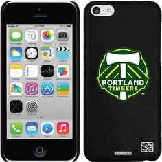 Portland Timbers Emblem Design on Apple iPhone 5c Thinshield Snap-On Case by Coveroo