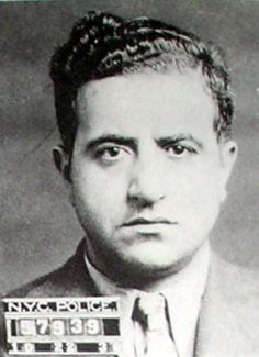 Albert Anastasia (pronounced ah-nah-STAH-zee-ah) (born Umberto Anastasio, September 1902 – October was one of the most ruthless and feared Cosa Nostra mobsters in American history. A founder of the American Mafia, Anastasia ran Murder, Inc. Albert Anastasia, Joe Masseria, Carlo Gambino, Real Gangster, Mafia Gangster, Gangster Party, Assassin, Italian Mobsters, Public Enemies