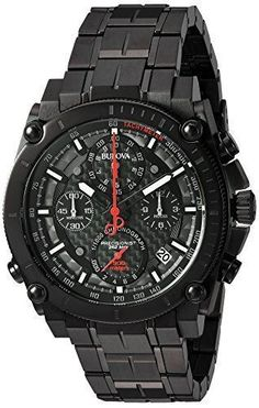 Bulova Men's 'Precisionist' Quartz Stainless Steel Automatic Watch, Color:Black (Model: 98B257) https://www.carrywatches.com/product/bulova-mens-precisionist-quartz-stainless-steel-automatic-watch-colorblack-model-98b257/ Bulova Men's 'Precisionist' Quartz Stainless Steel Automatic Watch, Color:Black (Model: 98B257) #blackbulovawatch #bulovaautomatic #bulovachronograph...