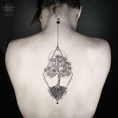 tatuaje espalda