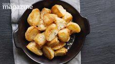 Extra crunchy freeze-ahead roast potatoes
