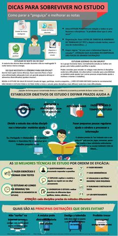 Métodos de estudo e autonomia dos alunos
