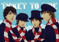 the beatles anime version