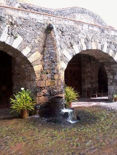 Mexico, Hacienda de Santa Maria Regla