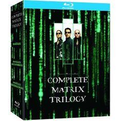The Complete Matrix Trilogy [Blu-ray] [1999][Region Free]