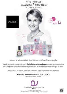 En Valencia con Luxeli