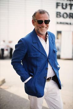 On the Street…Alessandro, Pitti Uomo | The Sartorialist » Men | Bloglovin'