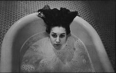 Laurie in the Ward 81 Tub Photography: Mary Ellen Mark