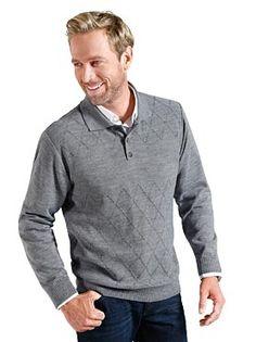 Пуловер-поло